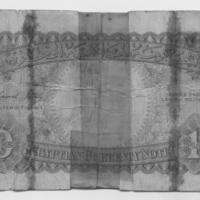 [Egyptian ten piastre banknote, circa 1940s]