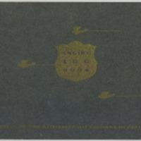 [Cirrus 3002 logbook #2, October 1932-September 1933]