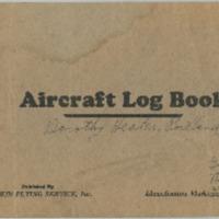 [NC315Y logbook #2, January 1933-June 1933]