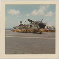 [Grumman A-6 (A2F) Intruder/Prowler on USS Kitty Hawk]
