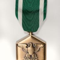 [Navy Commendation Medal]