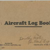 [NC315Y logbook #1, February 1932-December 1932]