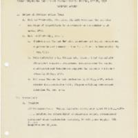 [Donald D. Viele Lunar Orbiter Collection, Box Three, Folder 4 - Meeting agenda and correspondence, 1959-1975]