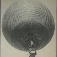"""[""""New York"""" balloon]"""