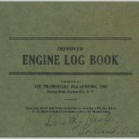 [Cirrus 3002 Logbook #1, May 1931-October 1932]