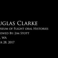 Douglas Clarke oral history interview
