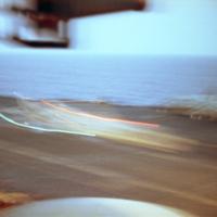 [Aircraft landing on USS Kitty Hawk]