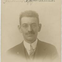 [Portrait of Frederick Eppelsheimer]