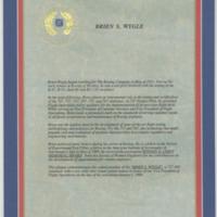 Brien S. Wygle Collection