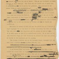 "[Letter from Norman ""Jim"" Archibald to Watson ""Watty"" Washburn, April 26, circa 1935-1940]"