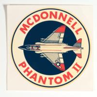 [McDonnell Phantom II decal]
