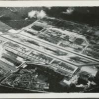 [Aerial view of Northwest Field, Guam]