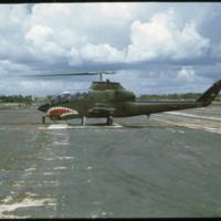 [Bell AH-1G Cobra helicopter]